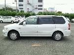 Used 2001 MITSUBISHI CHARIOT GRANDIS BF70128 for Sale Image 2