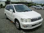 Used 2001 MITSUBISHI CHARIOT GRANDIS BF70128 for Sale Image 7
