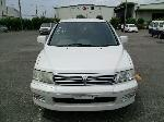 Used 2001 MITSUBISHI CHARIOT GRANDIS BF70128 for Sale Image 8
