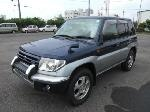 Used 1999 MITSUBISHI PAJERO IO BF70160 for Sale Image 1