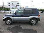 Used 1999 MITSUBISHI PAJERO IO BF70160 for Sale Image 2