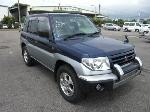 Used 1999 MITSUBISHI PAJERO IO BF70160 for Sale Image 7