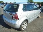 Used 2005 VOLKSWAGEN POLO BF70202 for Sale Image 5