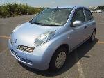 Used 2005 NISSAN MARCH BF70210 for Sale Image 1