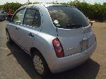 Used 2005 NISSAN MARCH BF70210 for Sale Image 3