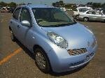 Used 2005 NISSAN MARCH BF70210 for Sale Image 7