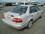 Used 1999 TOYOTA COROLLA SEDAN BF70279 for Sale Image 5
