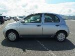 Used 2004 NISSAN MARCH BF70296 for Sale Image 2