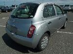 Used 2004 NISSAN MARCH BF70296 for Sale Image 5