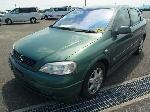 Used 2002 OPEL ASTRA BF70311 for Sale Image 1