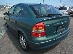 Used 2002 OPEL ASTRA BF70311 for Sale Image 3