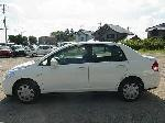 Used 2005 NISSAN TIIDA LATIO BF70342 for Sale Image 2