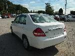 Used 2005 NISSAN TIIDA LATIO BF70342 for Sale Image 3