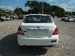 Used 2005 NISSAN TIIDA LATIO BF70342 for Sale Image 4