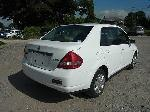 Used 2005 NISSAN TIIDA LATIO BF70342 for Sale Image 5