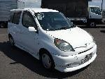 Used 2000 TOYOTA FUN CARGO BF70327 for Sale Image 7