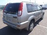 Used 2001 NISSAN X-TRAIL BF70329 for Sale Image 5