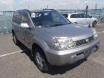 Used 2001 NISSAN X-TRAIL BF70329 for Sale Image 7