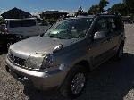 Used 2001 NISSAN X-TRAIL BF70502 for Sale Image 1