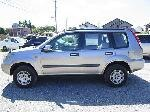 Used 2001 NISSAN X-TRAIL BF70502 for Sale Image 2