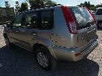 Used 2001 NISSAN X-TRAIL BF70502 for Sale Image 3