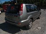 Used 2001 NISSAN X-TRAIL BF70502 for Sale Image 5
