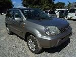 Used 2001 NISSAN X-TRAIL BF70502 for Sale Image 7