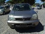 Used 2001 NISSAN X-TRAIL BF70502 for Sale Image 8