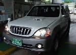 Used 2002 HYUNDAI TERRACAN IS00552 for Sale Image 1