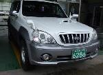 Used 2002 HYUNDAI TERRACAN IS00552 for Sale Image 4