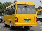 Used 2000 KIA COMBI BUS IS00554 for Sale Image 2