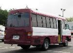 Used 2000 KIA COMBI BUS IS00555 for Sale Image 3