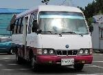 Used 2000 KIA COMBI BUS IS00555 for Sale Image 4