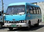 Used 2001 KIA COMBI BUS IS00556 for Sale Image 1
