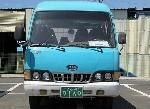 Used 2001 KIA COMBI BUS IS00556 for Sale Image 4