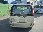 Used 2000 TOYOTA FUN CARGO BF70543 for Sale Image 4