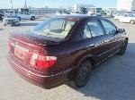 Used 2001 NISSAN BLUEBIRD SYLPHY BF70573 for Sale Image 5