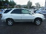 Used 2001 TOYOTA HARRIER BF73221 for Sale Image 6
