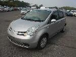 Used 2005 NISSAN NOTE BF81496 for Sale Image 1