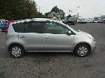 Used 2005 NISSAN NOTE BF81496 for Sale Image 6