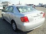 Used 2007 TOYOTA COROLLA AXIO BF96860 for Sale Image 3