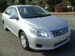 Used 2007 TOYOTA COROLLA AXIO BF96860 for Sale Image 7