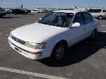 Used 1993 TOYOTA COROLLA SEDAN BF106060 for Sale for Sale