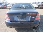 Used 2004 SUBARU LEGACY B4 BF106774 for Sale Image 4