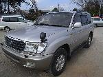 Used 2001 TOYOTA LAND CRUISER BF109331 for Sale for Sale