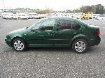 Used 2002 VOLKSWAGEN BORA BF110088 for Sale Image