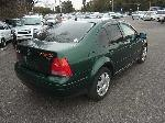 Used 2002 VOLKSWAGEN BORA BF110088 for Sale Image 5