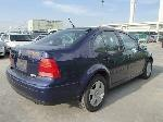 Used 2000 VOLKSWAGEN BORA BF116932 for Sale Image 5