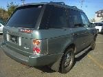 Used 2002 LAND ROVER RANGE ROVER BF117664 for Sale Image 5