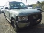 Used 2002 LAND ROVER RANGE ROVER BF117664 for Sale Image 7